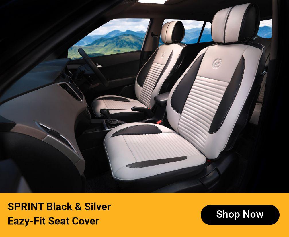 Eazy-Fit Sprint Black&Silver